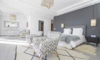 Villa Fima Spacious Bedroom Area | Marrakesh, Morocco