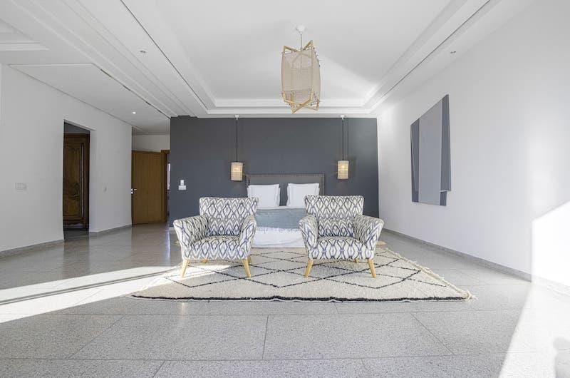 Villa Fima Spacious Bedroom | Marrakesh, Morocco
