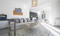 Villa Fima Living Area | Marrakesh, Morocco
