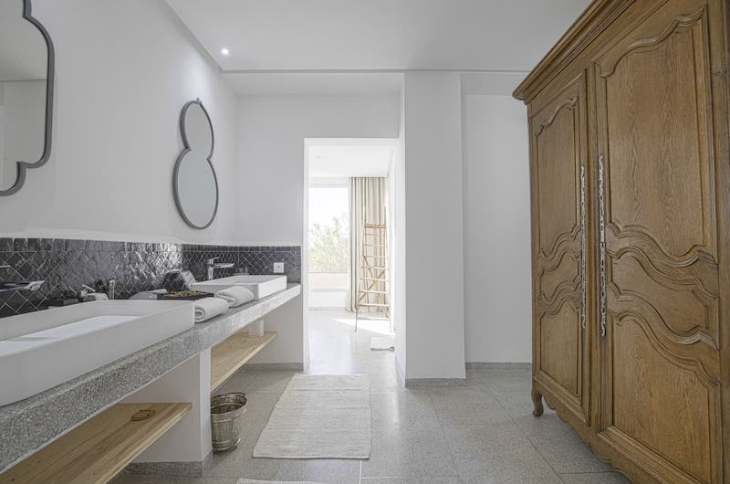 Villa Fima Bathroom Area | Marrakesh, Morocco