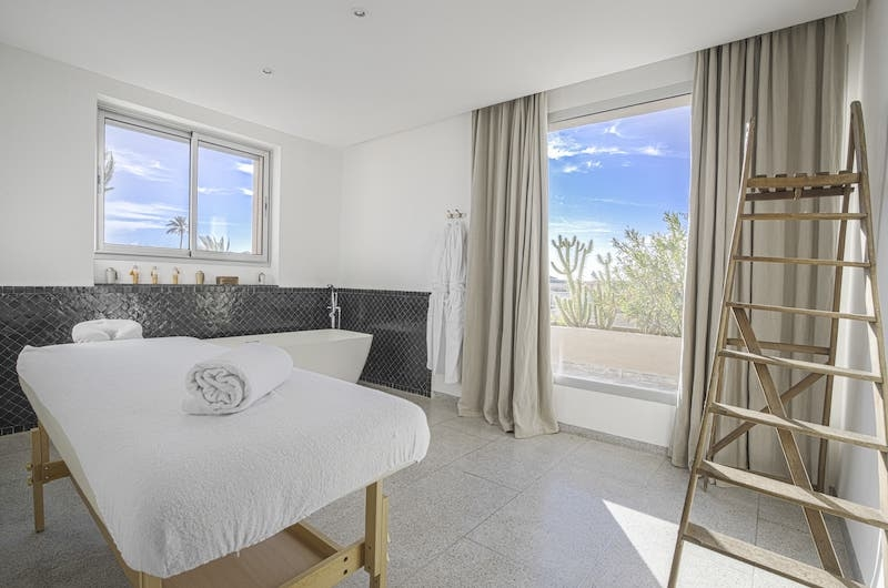 Villa Fima Massage Area | Marrakesh, Morocco