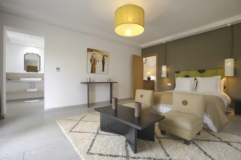 Villa Fima Bedroom Side | Marrakesh, Morocco