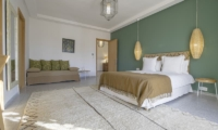 Villa Fima Bedroom with Seating | Marrakesh, Morocco