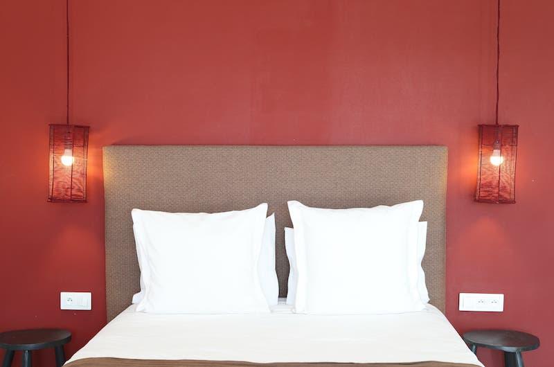Villa Fima Bedroom Pillow | Marrakesh, Morocco