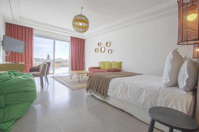 Villa Fima Bedroom | Marrakesh, Morocco