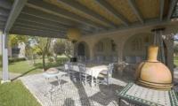 Villa Fima Outdoor Dining Table | Marrakesh, Morocco