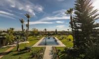 Villa Fima Garden Area | Marrakesh, Morocco