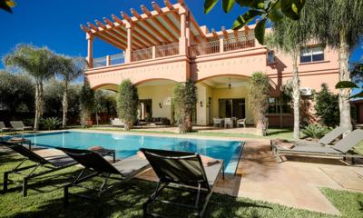 Villa Milado Building | Marrakesh, Morocco