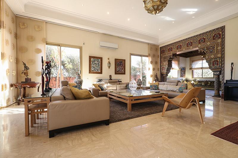 Villa Milado Family Area | Marrakesh, Morocco