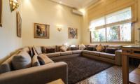 Villa Milado Indoor Seating Area | Marrakesh, Morocco