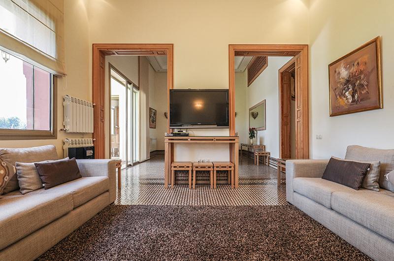 Villa Milado Media Area | Marrakesh, Morocco