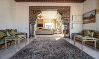 Villa Milado Living Area Entrance | Marrakesh, Morocco