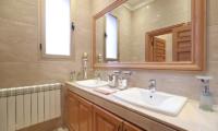 Villa Milado Bathroom with Mirror | Marrakesh, Morocco
