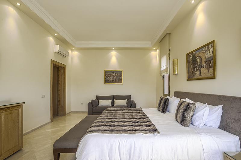 Villa Milado Bedroom Area | Marrakesh, Morocco