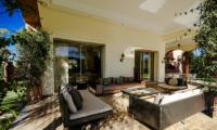 Villa Milado Seating Area | Marrakesh, Morocco