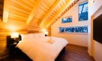 Asagiri Chalet Bedroom Side | Hakuba, Nagano