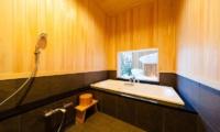 Asagiri Chalet Bathtub | Hakuba, Nagano