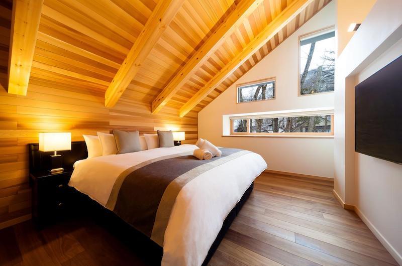 Asagiri Chalet Bedroom | Hakuba, Nagano