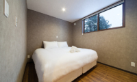 Mizuho Chalet Bedroom | Hakuba, Nagano