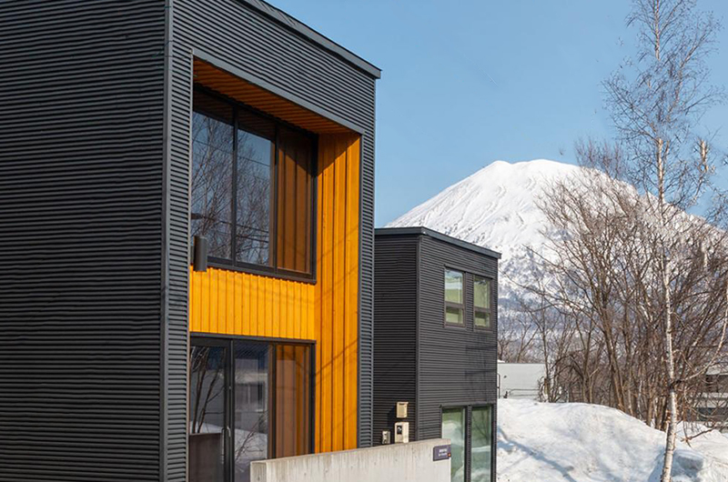 Snow Fox Building | Hirafu, Niseko