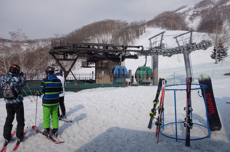 Niseko Village Lifts