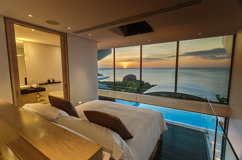 Kata Rocks Bedroom with Sea View | Kata, Phuket