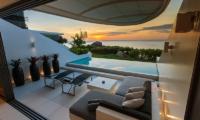 Kata Rocks Outdoor Seating Area with Sea View | Kata, Phuket