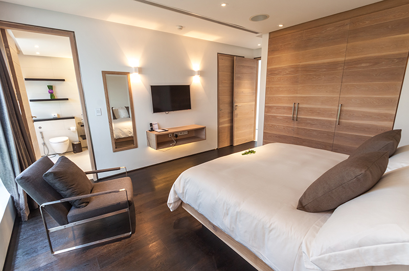 Kata Rocks Bedroom with Wardrobe | Kata, Phuket