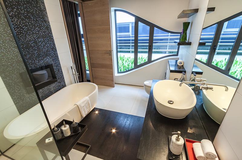 Kata Rocks Bathroom with Bathtub | Kata, Phuket
