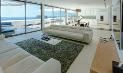 Kata Rocks Open Plan Living Area with Sea View | Kata, Phuket