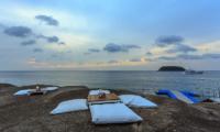 Kata Rocks Seating Area by the Beach | Kata, Phuket