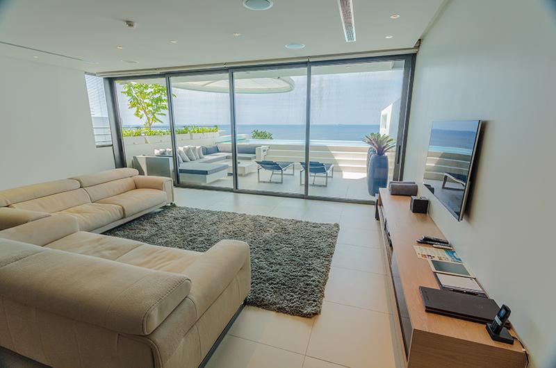 Kata Rocks Living Area with Sun Deck | Kata, Phuket