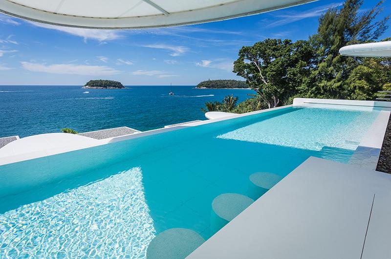 Kata Rocks Swimming Pool with Sea View | Kata, Phuket