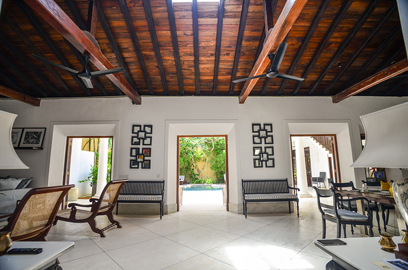 32 Middle Street Interior | Galle, Sri Lanka