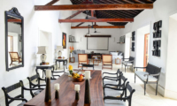 32 Middle Street Dining Area | Galle, Sri Lanka
