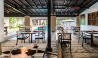 The Muse Open Plan Family Dining | Bentota, Sri Lanka