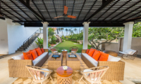 The Muse Living Area | Bentota, Sri Lanka