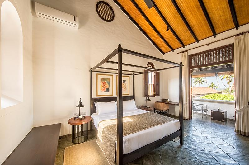 The Muse Bedroom Three with Balcony | Bentota, Sri Lanka