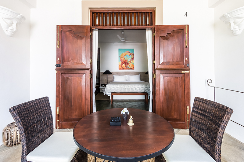 The Muse Bedroom Four with Seating | Bentota, Sri Lanka