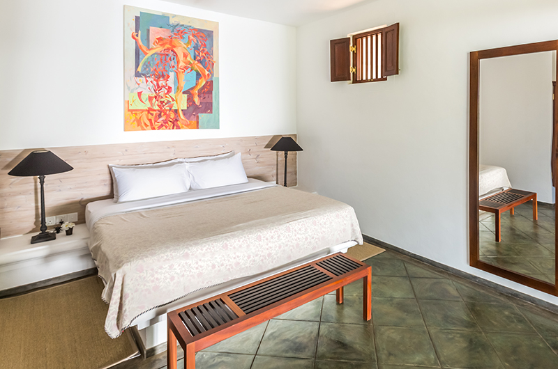 The Muse Bedroom Eight with Lamps | Bentota, Sri Lanka