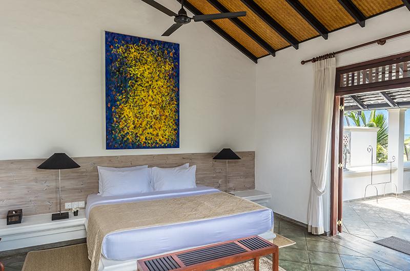 The Muse Bedroom Nine with Lamps | Bentota, Sri Lanka