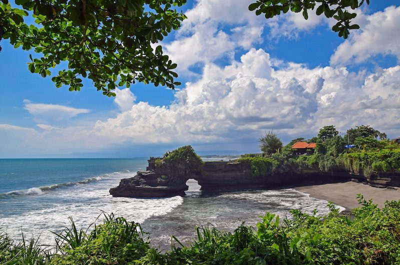 Tanah Lot Seseh Bali