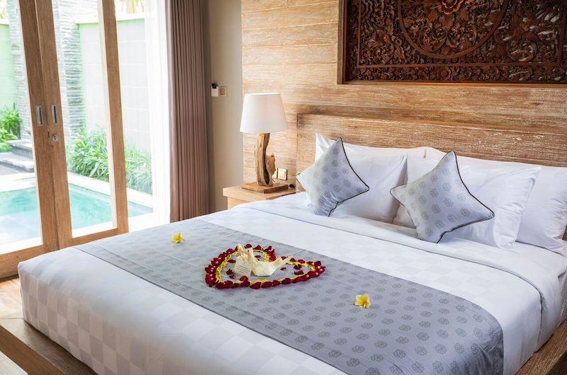 Adiwana Arkara Villas Bedroom One   Ubud, Bali