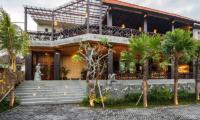 Adiwana Arkara Villas Entrance   Ubud, Bali