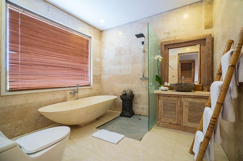Adiwana Arkara Villas Bathroom   Ubud, Bali