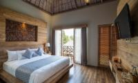 Adiwana Arkara Villas Bedroom with Balcony   Ubud, Bali