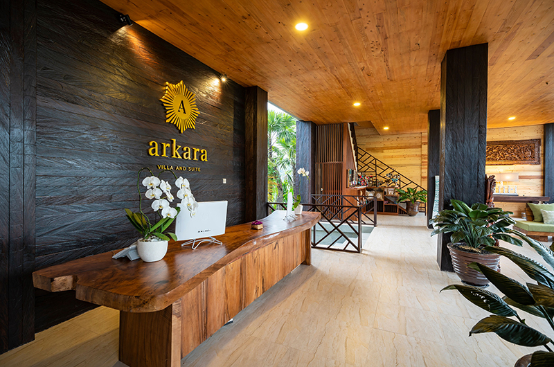 Adiwana Arkara Villas Reception   Ubud, Bali