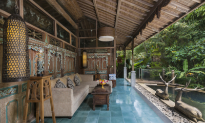 Amatara Arya Villas Seating | Ubud, Bali