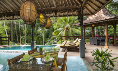 Amatara Arya Villas Dining Table | Ubud, Bali
