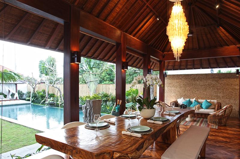 Elite Canggu Villas Elite Mundano Dining Area | Canggu, Bali